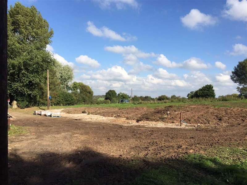Land Commercial for sale in Building Land Adj To Longford Grange, Longford, Market Drayton, TF9