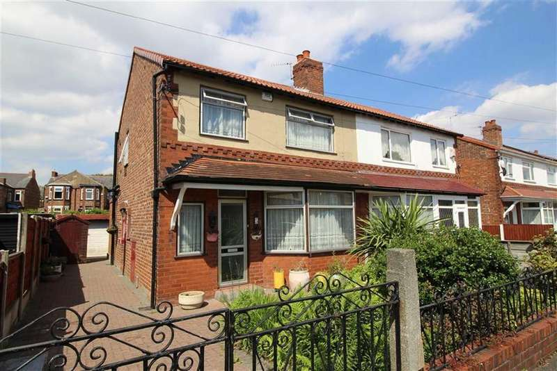 3 Bedrooms Semi Detached House for sale in Bryan Road, Chorlton