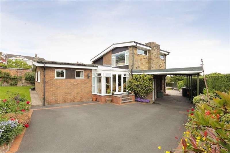 5 Bedrooms Detached House for sale in Ardmillan Lane, Oswestry, SY11