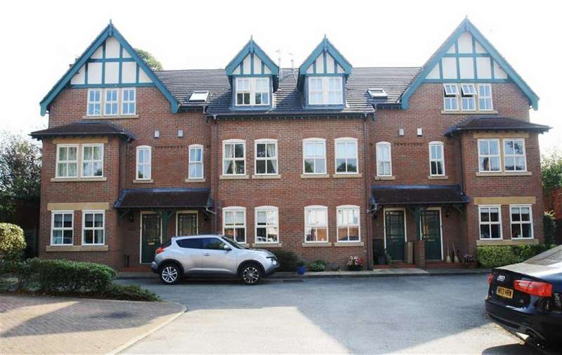 4 Bedrooms Town House for sale in Hawthorn Square, Off Hawthorn Street, Wilmslow