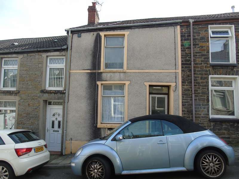 2 Bedrooms Terraced House for sale in Cliff Street, Mountain Ash