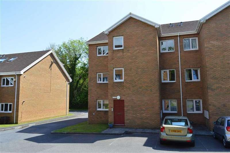 2 Bedrooms Apartment Flat for sale in Roman Court, Blackpill, Swansea