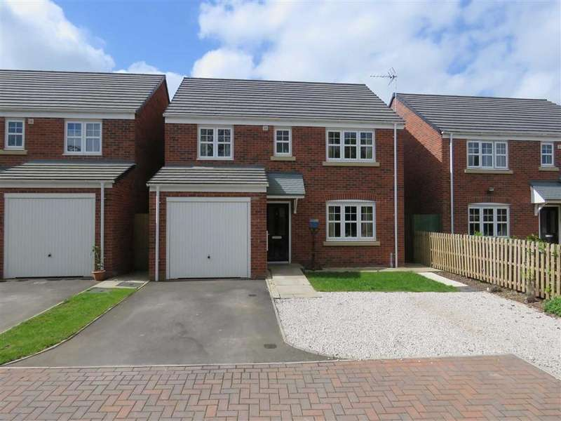 4 Bedrooms Detached House for sale in Tetchill Brook Road, Ellesmere, SY12