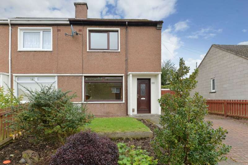 2 Bedrooms Semi Detached House for sale in Forthview, Kirknewton, West Lothian, EH27 8AN