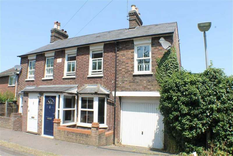 3 Bedrooms Semi Detached House for sale in Marford Road, Wheathampstead, Hertfordshire, AL4