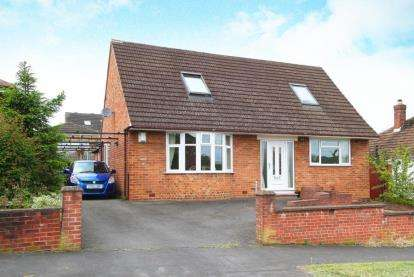 3 Bedrooms Bungalow for sale in Windsor Drive, Wingerworth, Chesterfield, Derbyshire