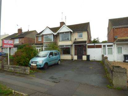 3 Bedrooms Semi Detached House for sale in Cheney Manor Road, Swindon, Wiltshire