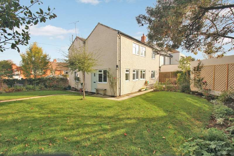 3 Bedrooms Detached House for sale in Faringdon