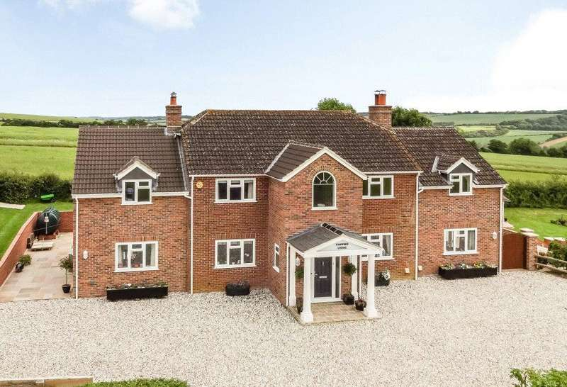 5 Bedrooms Detached House for sale in Long Hedge, Lambourn, Hungerford, Berkshire, RG17