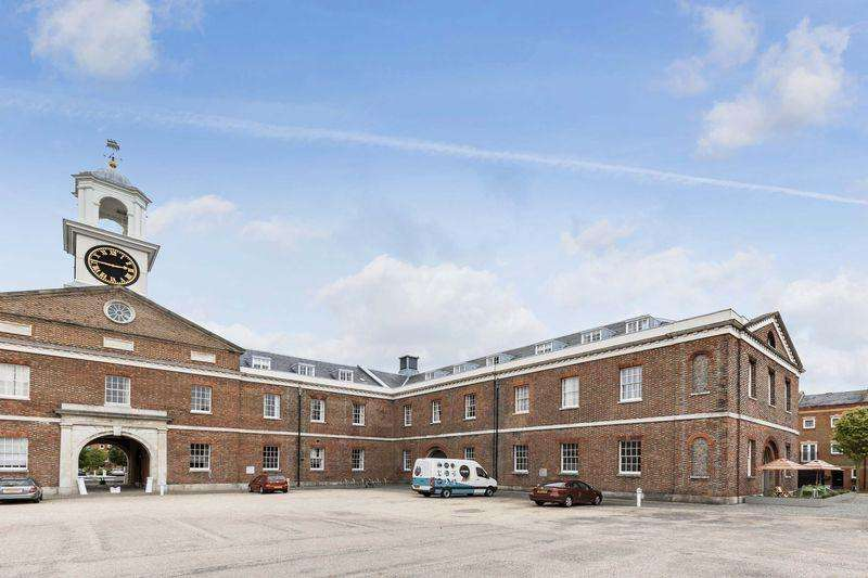 1 Bedroom Apartment Flat for sale in The Vulcan, Gunwharf Quays, Portsmouth