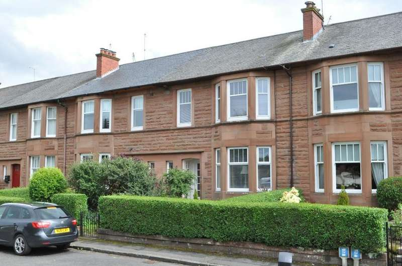 3 Bedrooms Terraced House for rent in Macfarlane Road , Bearsden , East Dunbartonshire , G61 2LY