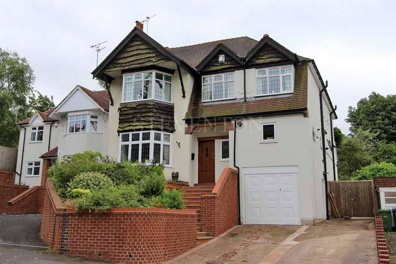 4 Bedrooms Detached House for sale in Tudor Crescent, Penn, Wolverhampton