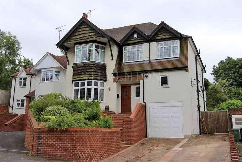 4 Bedrooms Detached House for sale in Tudor Crescent, Penn, Wolverhampton