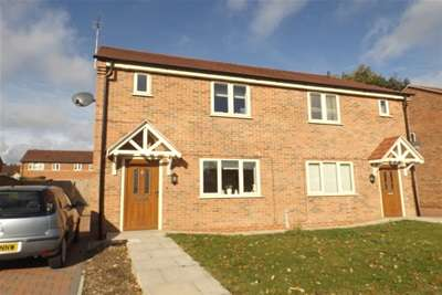 3 Bedrooms Semi Detached House for rent in Pilot Drive, Hucknall NG15