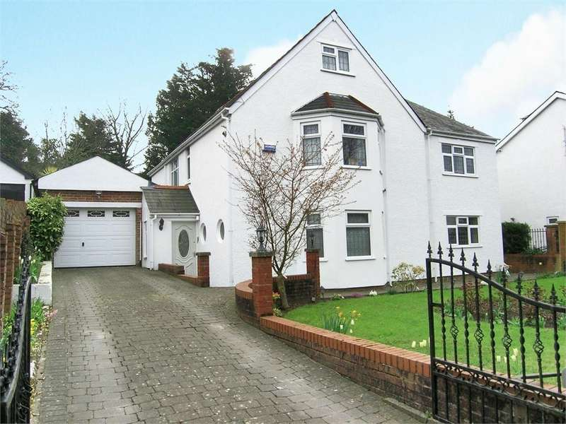5 Bedrooms Detached House for sale in Lady Mary Road, Roath Park, Cardiff
