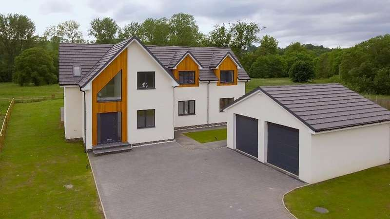 4 Bedrooms Detached House for sale in The Orchard, Mauldslie Castle Estate, Rosebank, South Lanarkshire, ML8 5QE