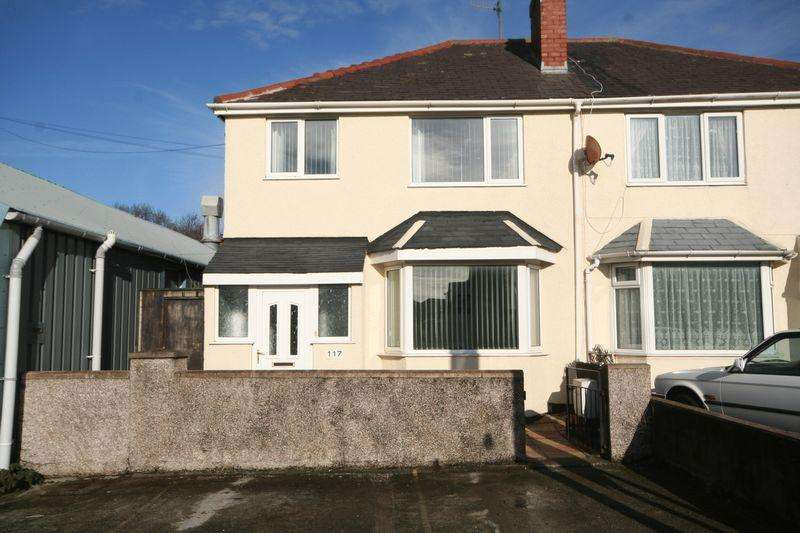 3 Bedrooms Semi Detached House for sale in Holyhead, Anglesey