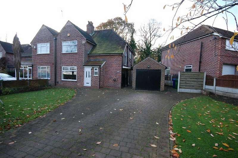 4 Bedrooms Semi Detached House for sale in Kenmore Road, Northenden, Manchester, M22