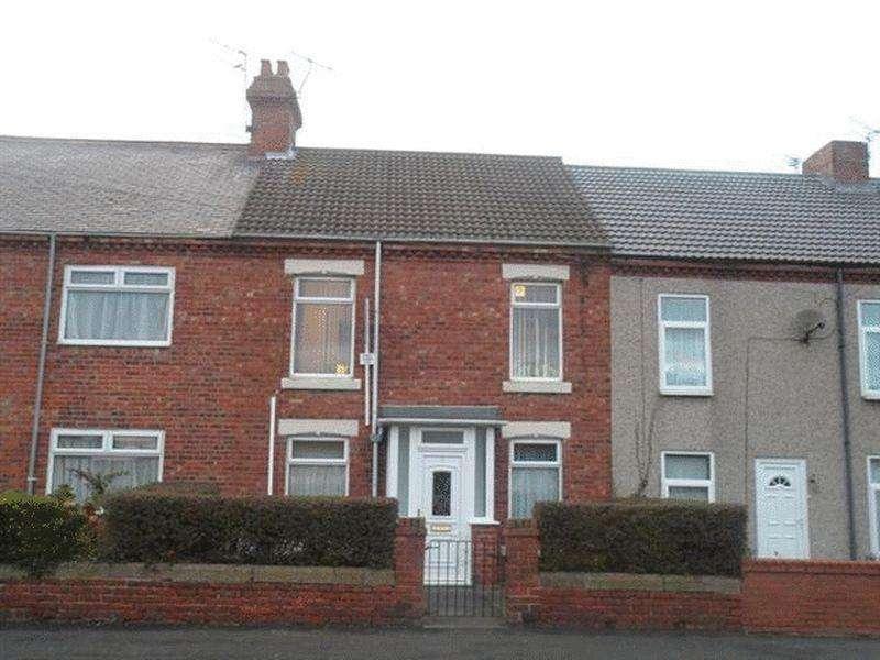 2 Bedrooms Flat for sale in Rothesay Terrace, Bedlington, Two Bedroom Upper Floor Flat