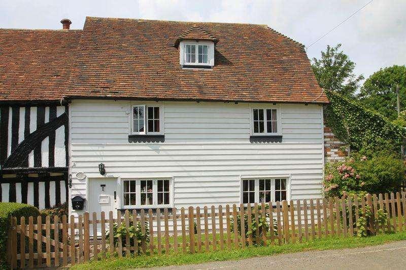 3 Bedrooms Cottage House for sale in Ashford Road, Bilsington