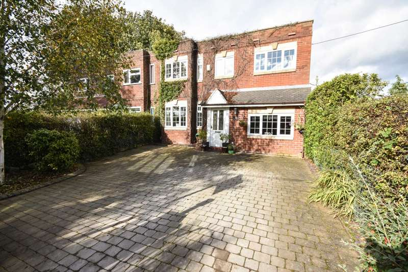 4 Bedrooms Semi Detached House for sale in LOWER PARK ROAD, POYNTON