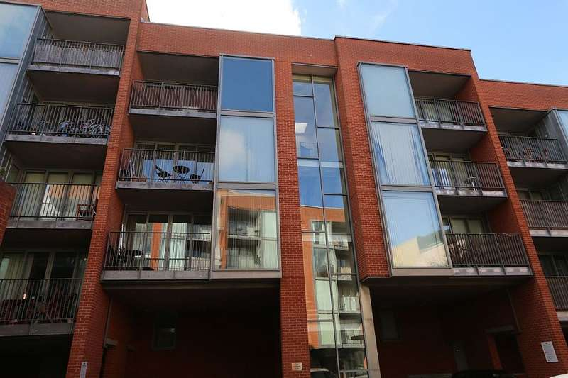 1 Bedroom Apartment Flat for sale in Orb, 104 Carver Street, Jewellery Quarter, West Midlands, B1 3AP