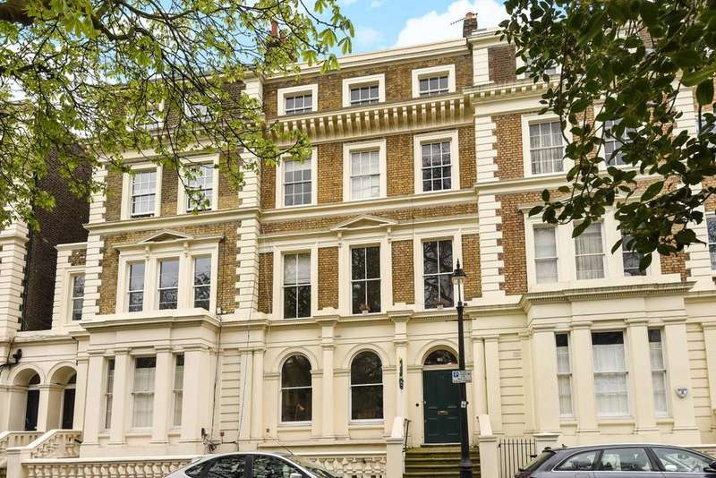2 Bedrooms Flat for sale in Albert Square, Stockwell