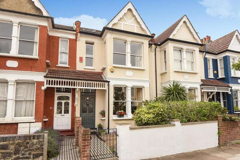 4 Bedrooms Terraced House for sale in Natal Road, Bounds Green