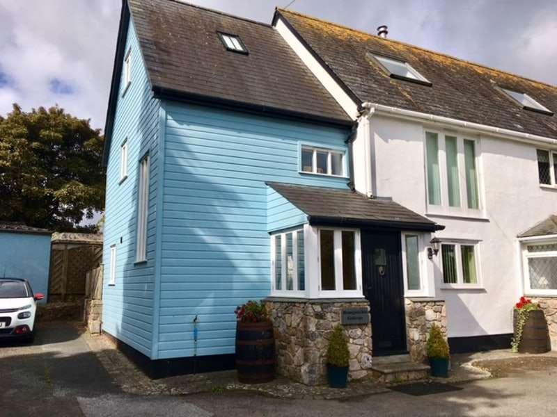 3 Bedrooms Barn Conversion Character Property for sale in Marldon Cross Hill, Marldon, Paignton, Devon, TQ3