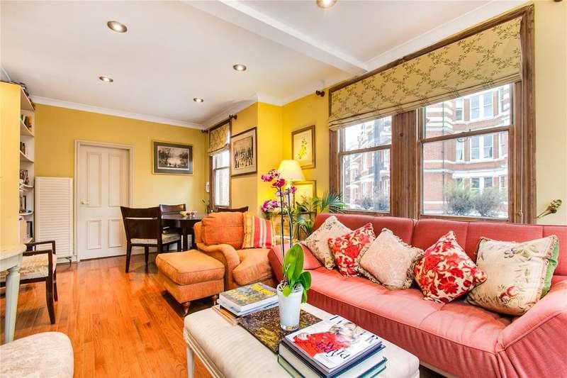 1 Bedroom Flat for sale in Cremorne Road, Chelsea