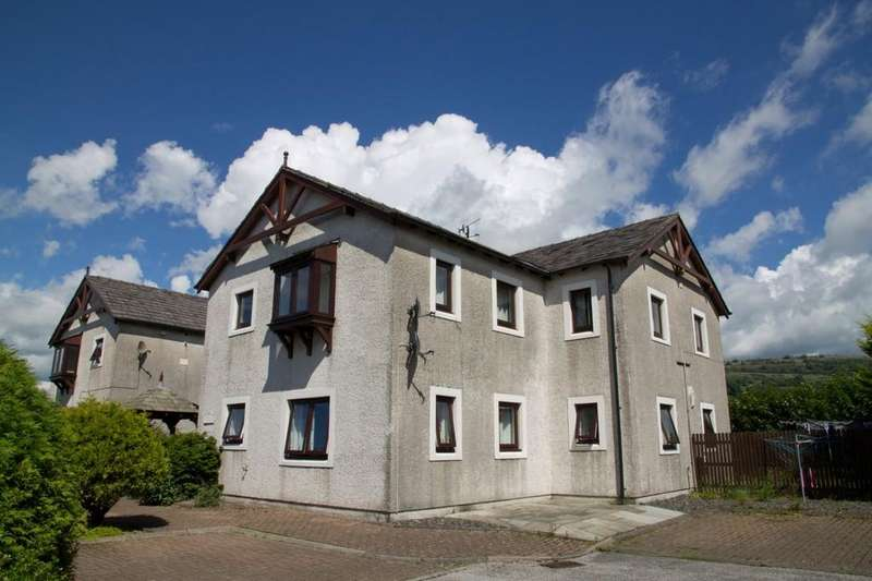2 Bedrooms Apartment Flat for sale in 4 Chestnut Court, Chestnut Close, Holme, Carnforth, LA6 1RW