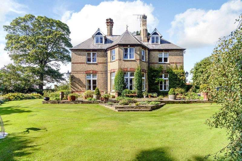 5 Bedrooms Detached House for sale in The Old Rectory, Main Street, Bugthorpe, York, YO41