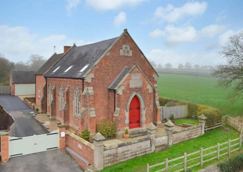 5 Bedrooms Detached House for sale in Ashbourne, Derbyshire