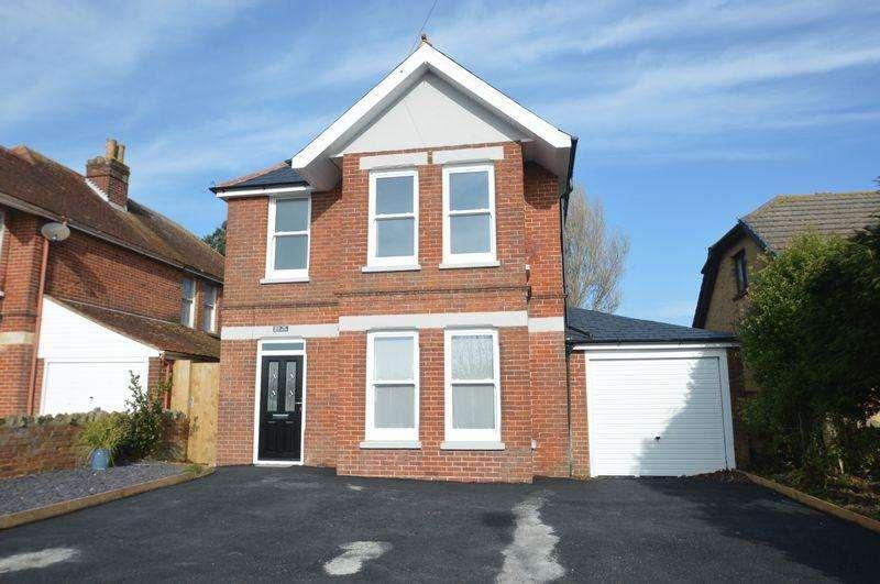 4 Bedrooms Detached House for sale in ELMFIELD, RYDE
