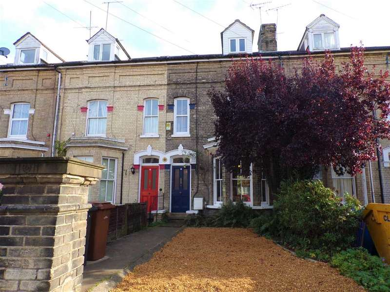 5 Bedrooms Terraced House for sale in London Road, Ipswich