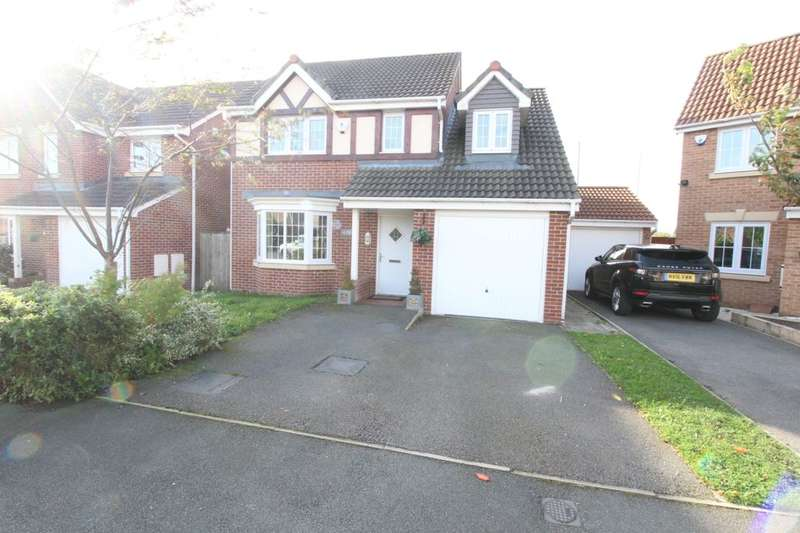 4 Bedrooms Detached House for sale in Chestnut Grove, Hyde, SK14