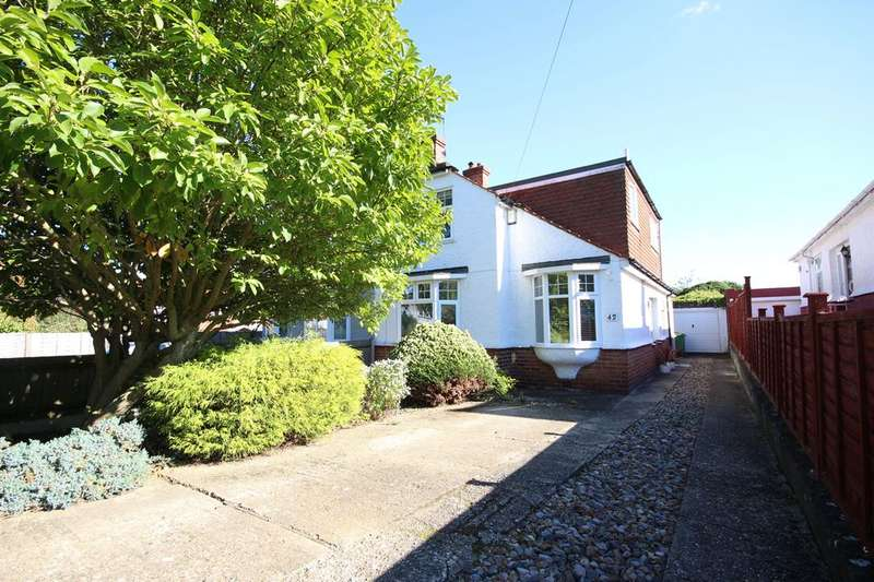 4 Bedrooms Semi Detached House for sale in ALLINGTON