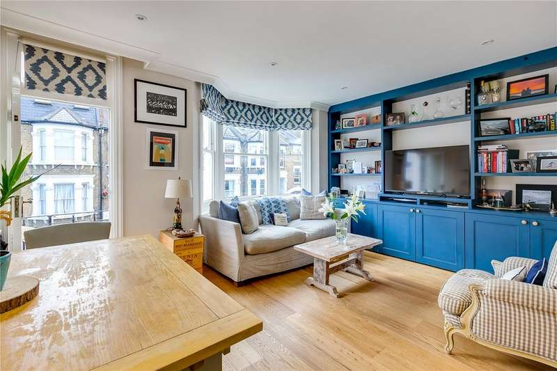 1 Bedroom Flat for sale in Mirabel Road, Fulham