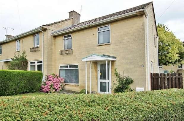 3 Bedrooms End Of Terrace House for sale in 51 Elmfield, Bradford on Avon, Wiltshire