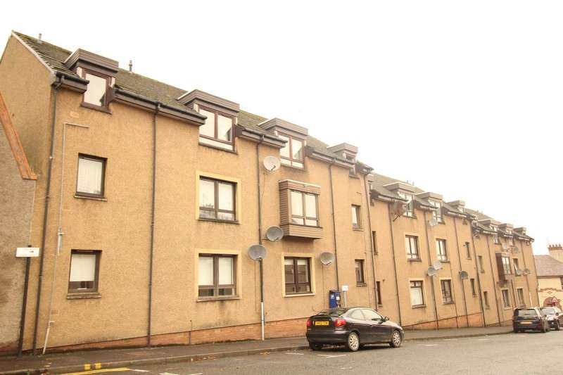 2 Bedrooms Flat for sale in Common Green, Hamilton, ML3