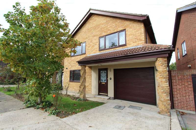 4 Bedrooms Detached House for sale in Keysland, Thundersley