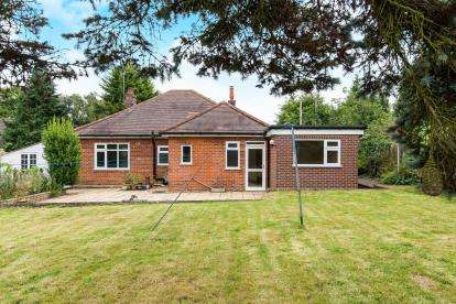 5 Bedrooms Bungalow for sale in Brundall, Norwich, Norfolk