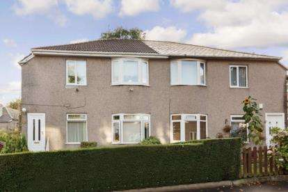 2 Bedrooms Flat for sale in Crofthill Road, Glasgow