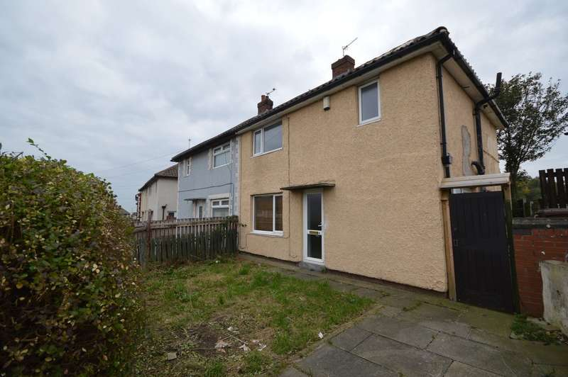 3 Bedrooms Semi Detached House for sale in Attlee Avenue, Havercroft, Wakefield