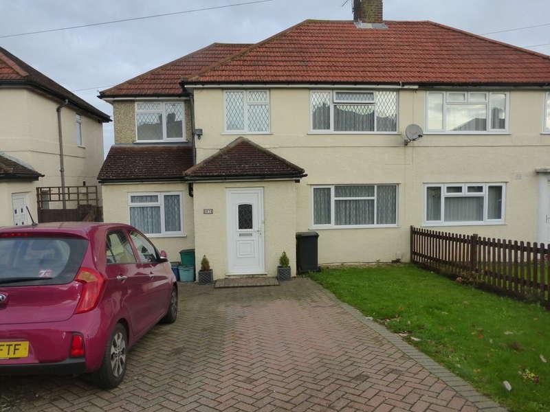 4 Bedrooms Semi Detached House for sale in Aldrich Crescent, New Addington, Croydon, CR0