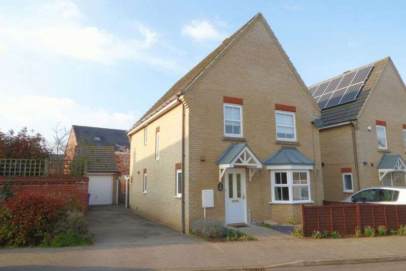 4 Bedrooms Property for sale in Purslane Drive, Bicester