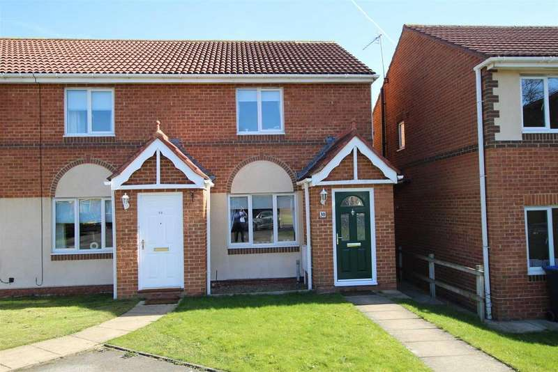 2 Bedrooms Semi Detached House for sale in Hareson Road, Newton Aycliffe