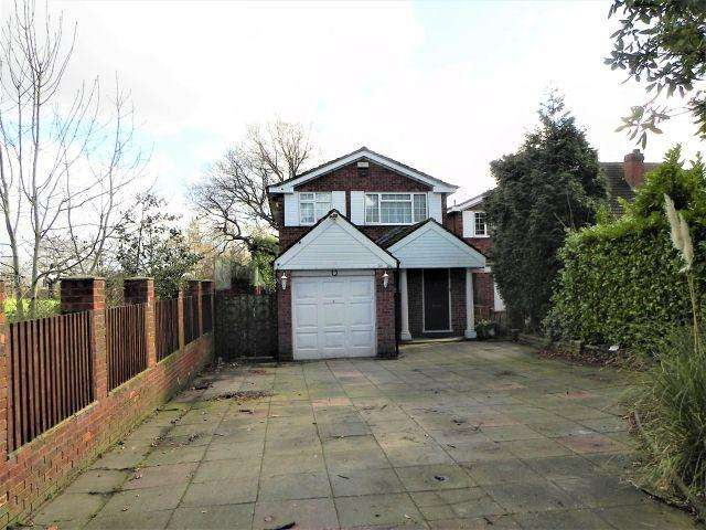4 Bedrooms Detached House for sale in Walmley Road,Walmley,Sutton Coldfield