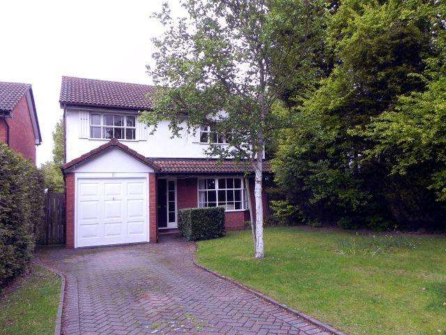 4 Bedrooms Detached House for sale in Geoffrey Close,Walmley,Sutton Coldfield