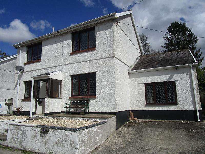 4 Bedrooms Detached House for sale in Cwmphil Road, Lower Cwmtwrch, Swansea.